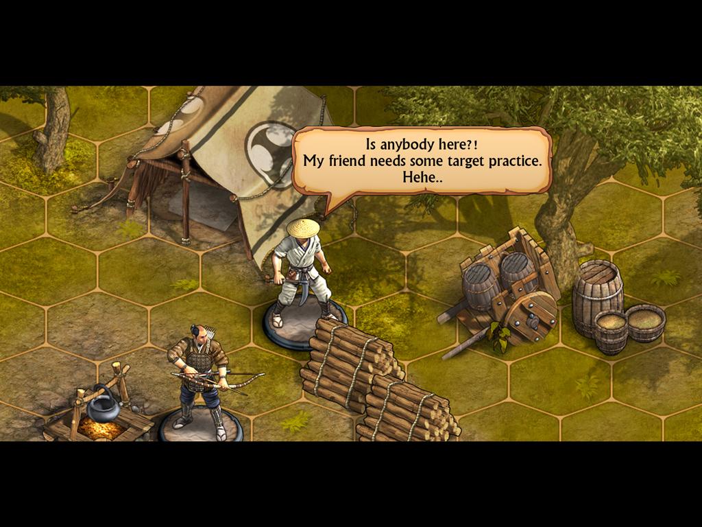 Warbands: Bushido - скрины из альфы. - Изображение 3