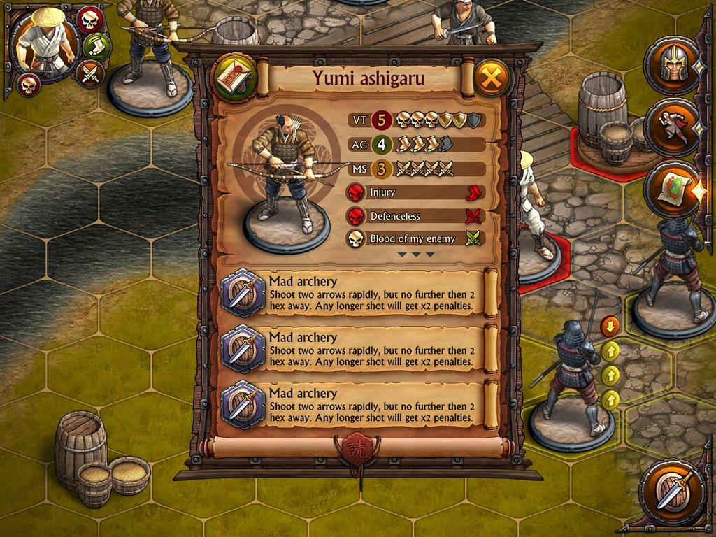 Warbands: Bushido - скрины из альфы. - Изображение 2