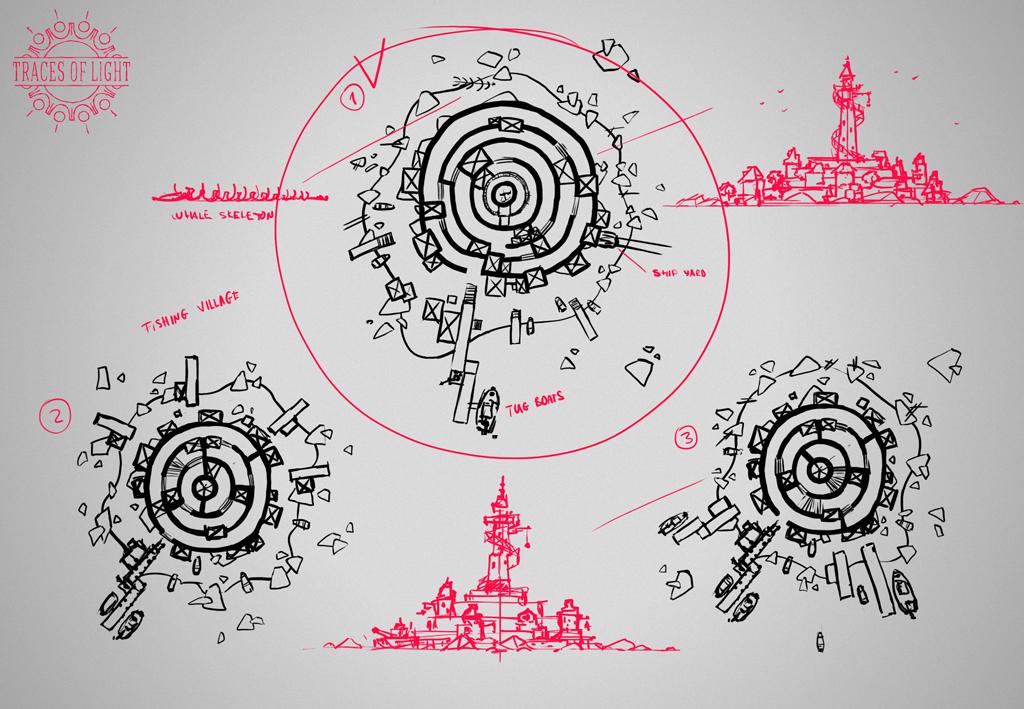 Traces of Light - приключения хранителя маяка - Изображение 8