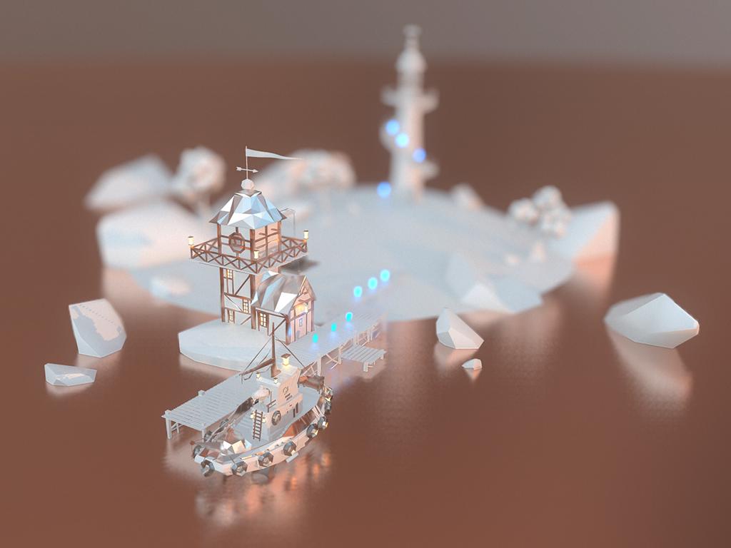 Traces of Light - приключения хранителя маяка. - Изображение 4