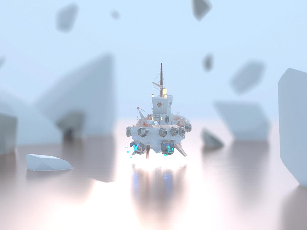 Traces of Light - приключения хранителя маяка. - Изображение 16