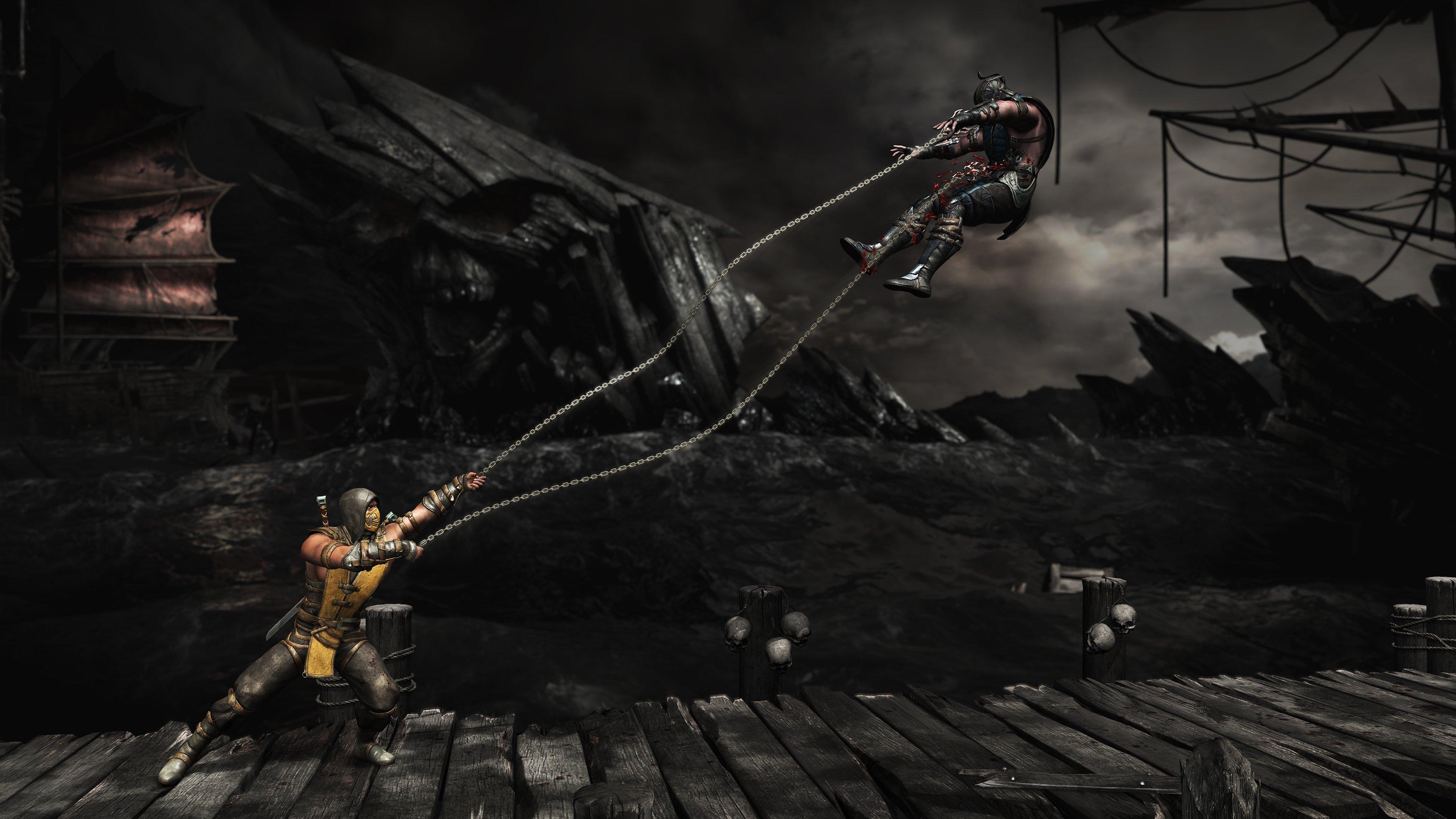 Компания «СофтКлаб» приглашает всех ценителей файтингов на российскую премьеру Mortal Kombat X - Изображение 1