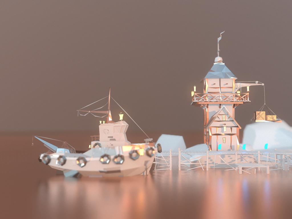 Traces of Light - приключения хранителя маяка. - Изображение 2
