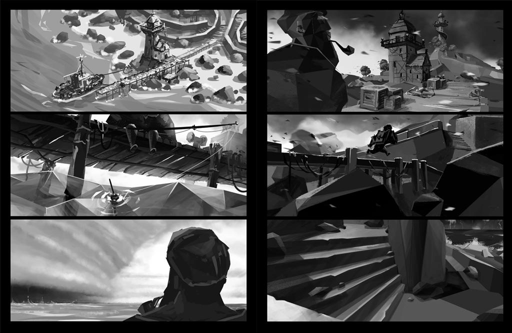 Traces of Light - приключения хранителя маяка - Изображение 6