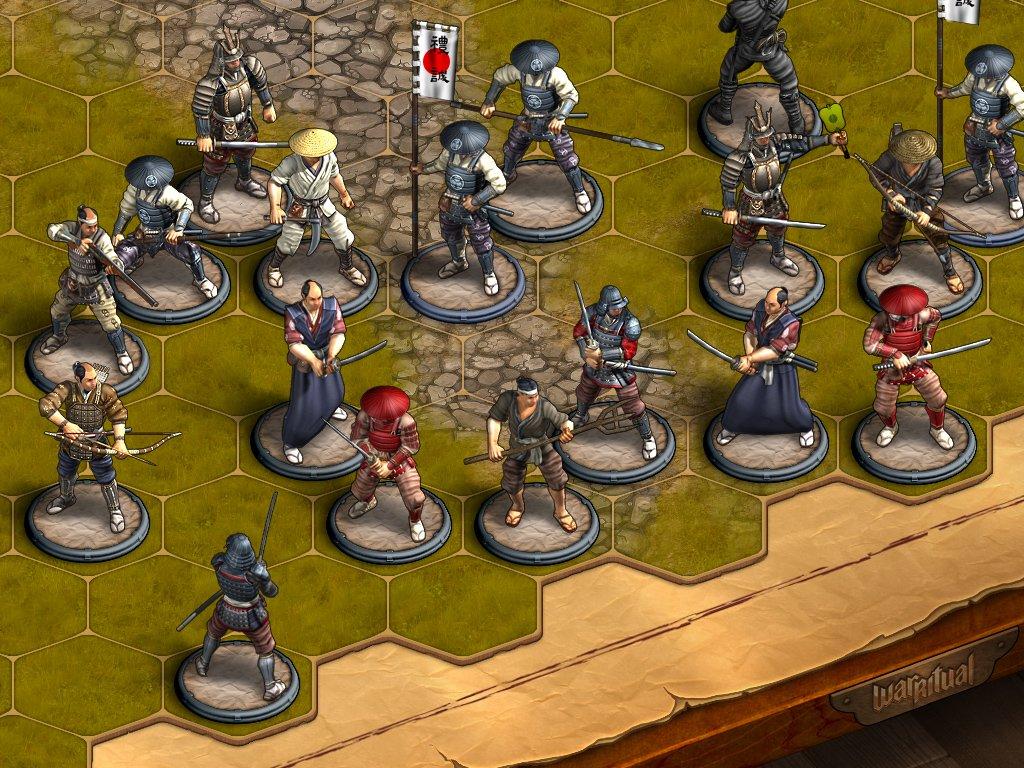 Warbands: Bushido - скрины из альфы. - Изображение 5