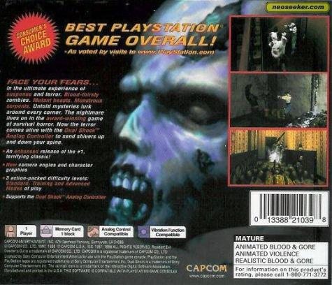 История классических частей Resident Evil. - Изображение 6