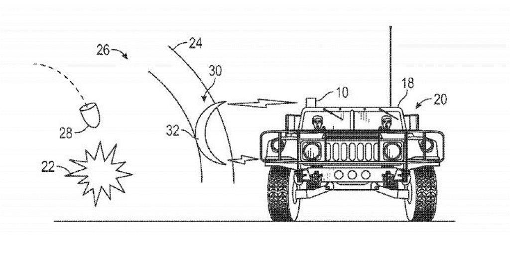 Boeing запатентовала силовое поле в духе «Звёздных войн» - Изображение 2