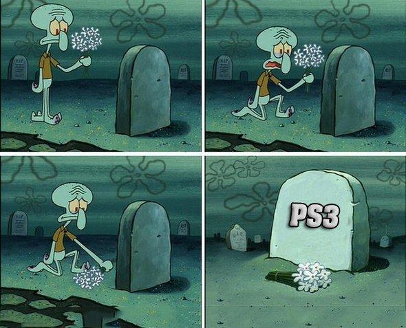 Sony закрывает производство PlayStation 3. - Изображение 1