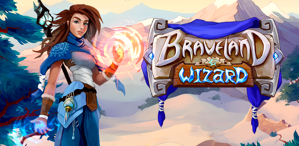 Braveland Wizard на GamesJam - Изображение 1