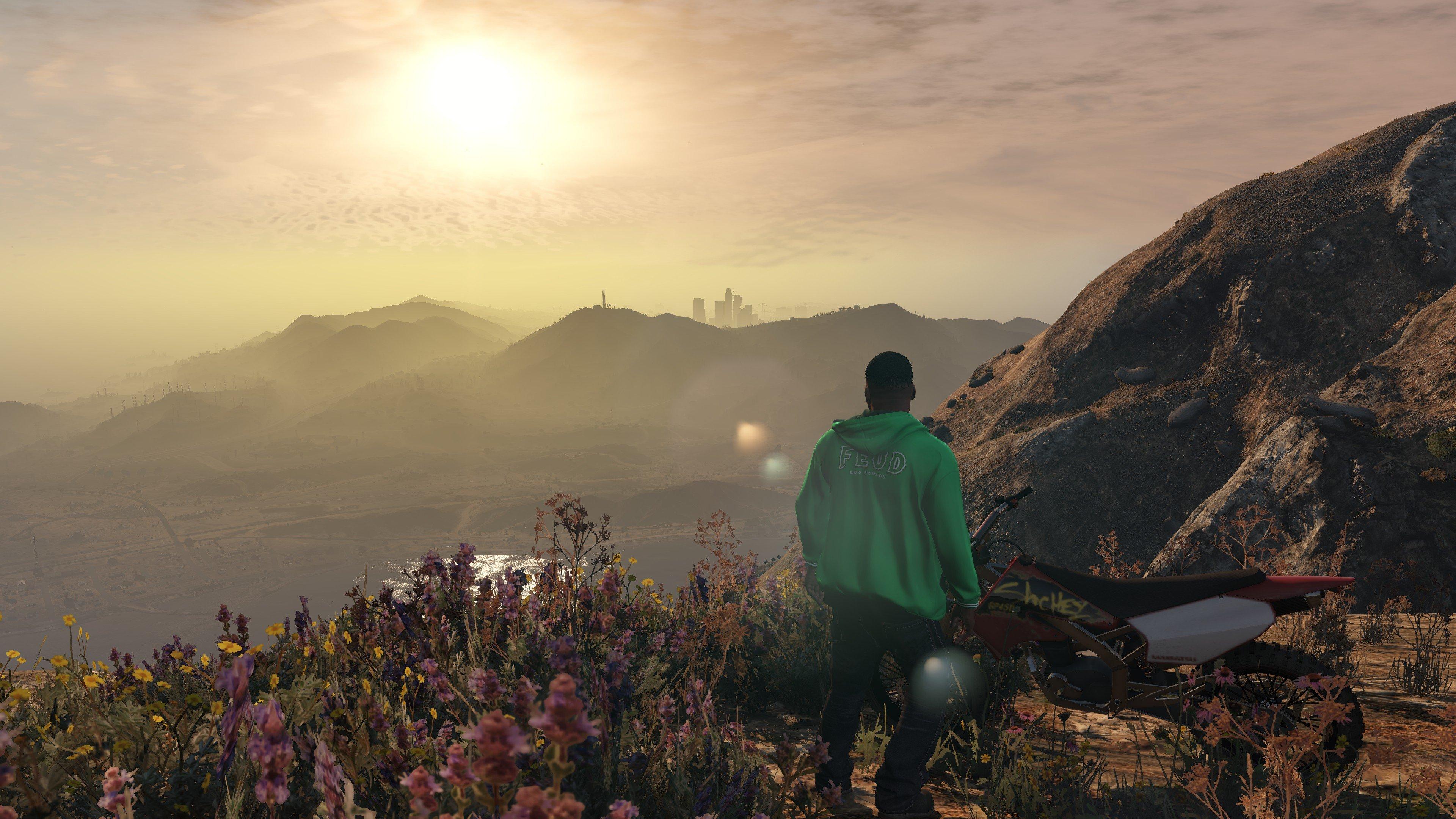 Новые кадры GTA V в высоком разрешении на PC. - Изображение 1