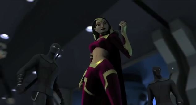 Топ 5 появлений на экране врага Бэтмена Леди Шивы - Изображение 6