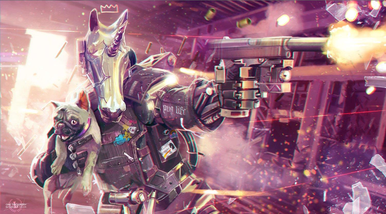 Я тоже имею инсайд, я достал концепт-арт нового Deus Ex! - Изображение 1