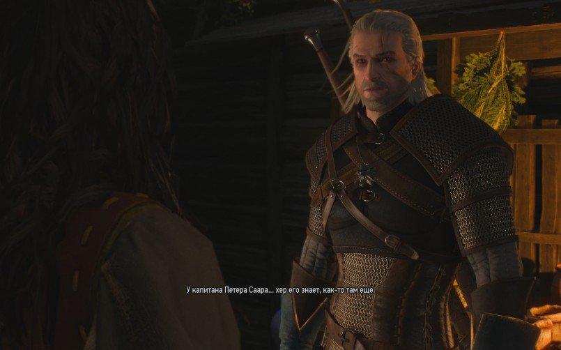 The Witcher 3: Wild Hunt. Мат.    «Мы тебе ща въ*бем» — кричали пираты Велена, расчехляя мечи.   «Да когда ж вы, бл* ... - Изображение 2