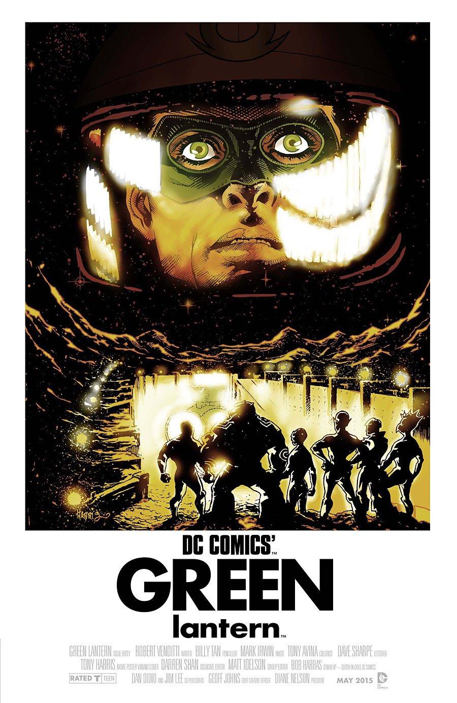 Кинематографические обложки DC. Угадай все фильмы. - Изображение 10