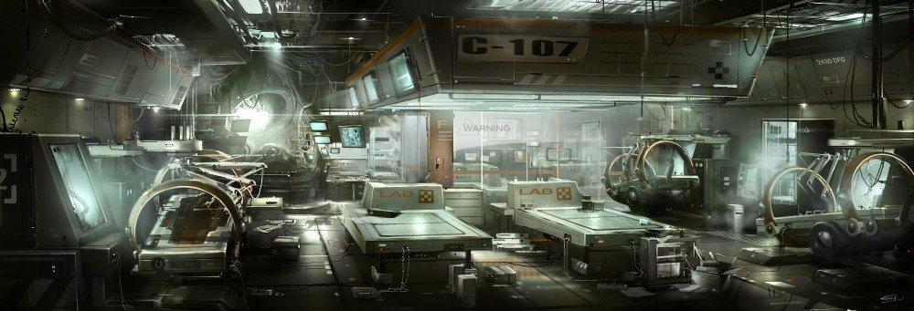 Deus Ex: Human Revolution - арт-лента - Изображение 25