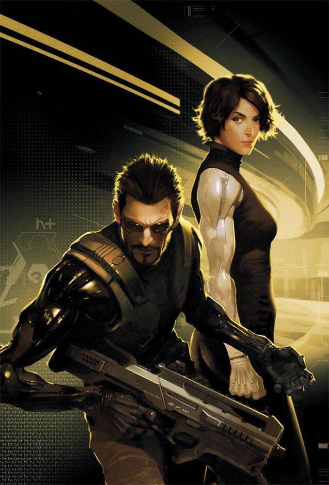 Deus Ex: Human Revolution - арт-лента - Изображение 29
