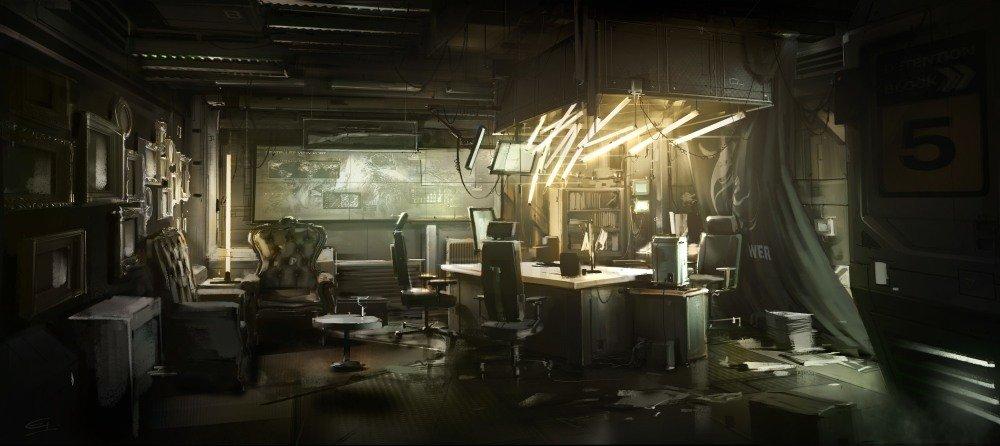 Deus Ex: Human Revolution - арт-лента - Изображение 22