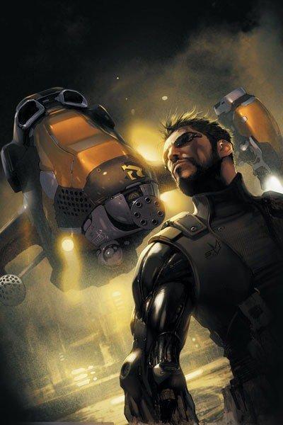 Deus Ex: Human Revolution - арт-лента - Изображение 27