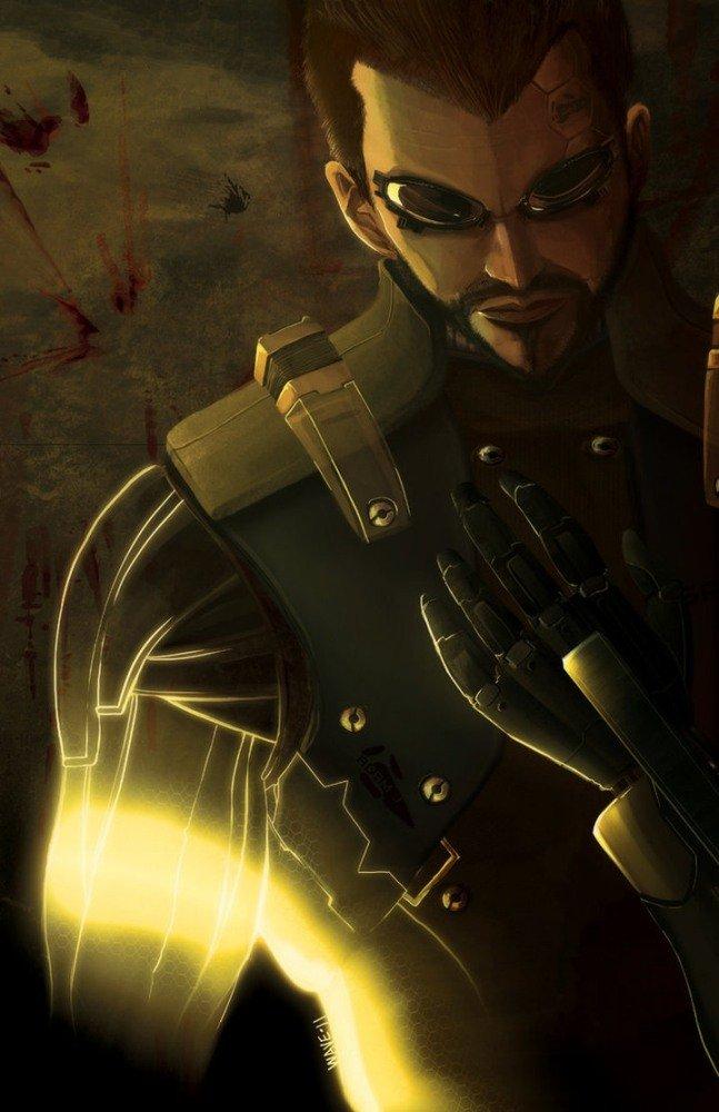 Deus Ex: Human Revolution - арт-лента - Изображение 21