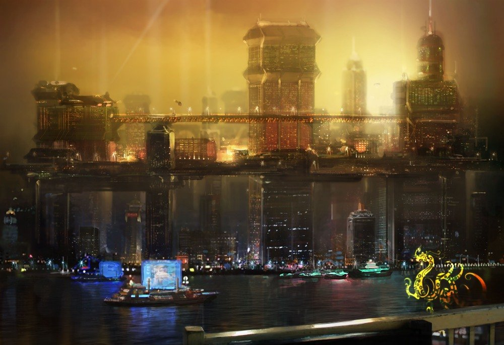 Deus Ex: Human Revolution - арт-лента - Изображение 23