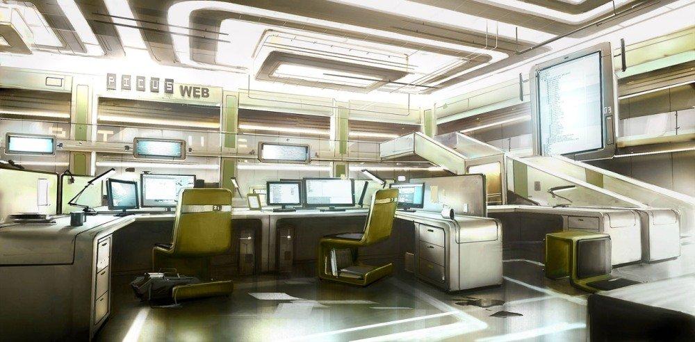 Deus Ex: Human Revolution - арт-лента - Изображение 16
