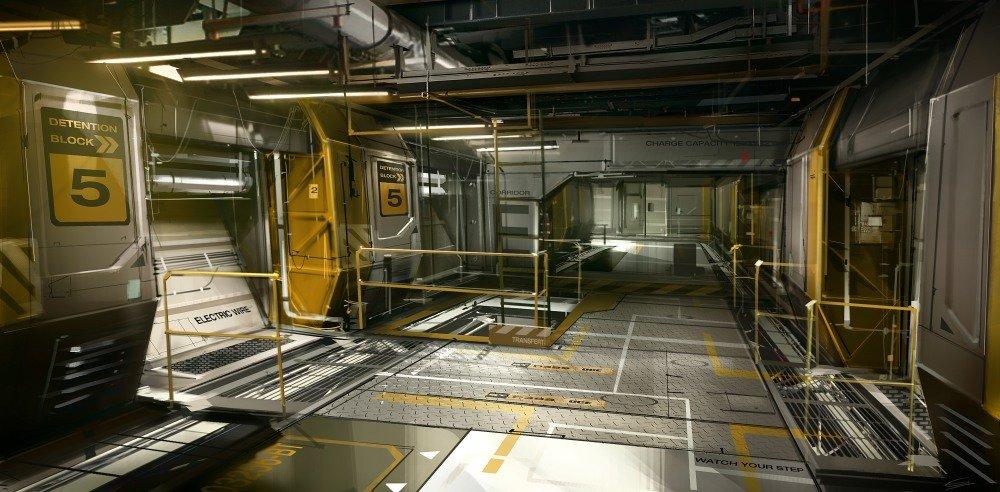 Deus Ex: Human Revolution - арт-лента - Изображение 24