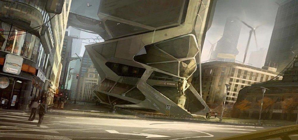 Deus Ex: Human Revolution - арт-лента - Изображение 12