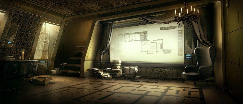 Deus Ex: Human Revolution - арт-лента - Изображение 8