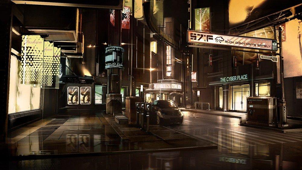 Deus Ex: Human Revolution - арт-лента - Изображение 46