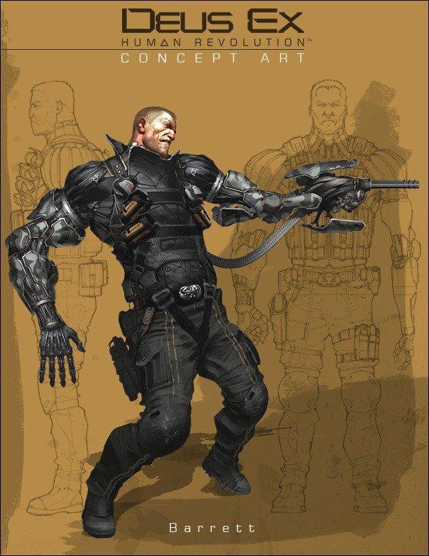 Deus Ex: Human Revolution - арт-лента - Изображение 56