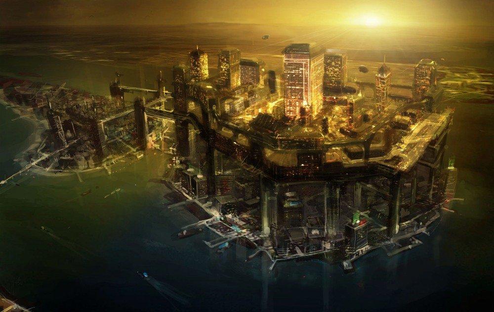 Deus Ex: Human Revolution - арт-лента - Изображение 7