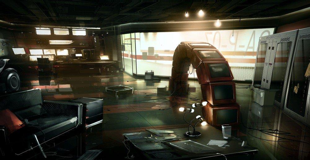 Deus Ex: Human Revolution - арт-лента - Изображение 39