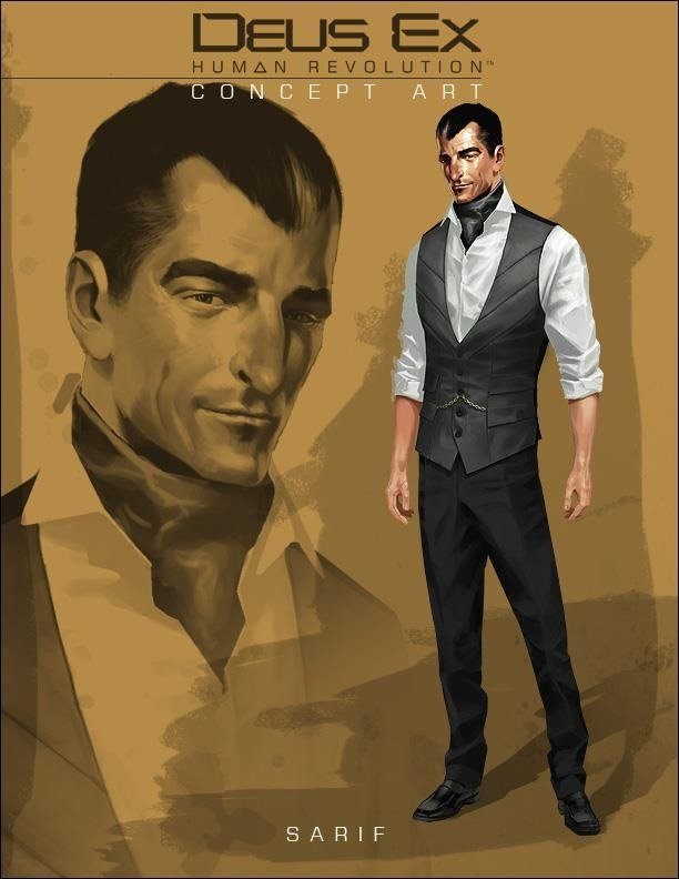 Deus Ex: Human Revolution - арт-лента - Изображение 52