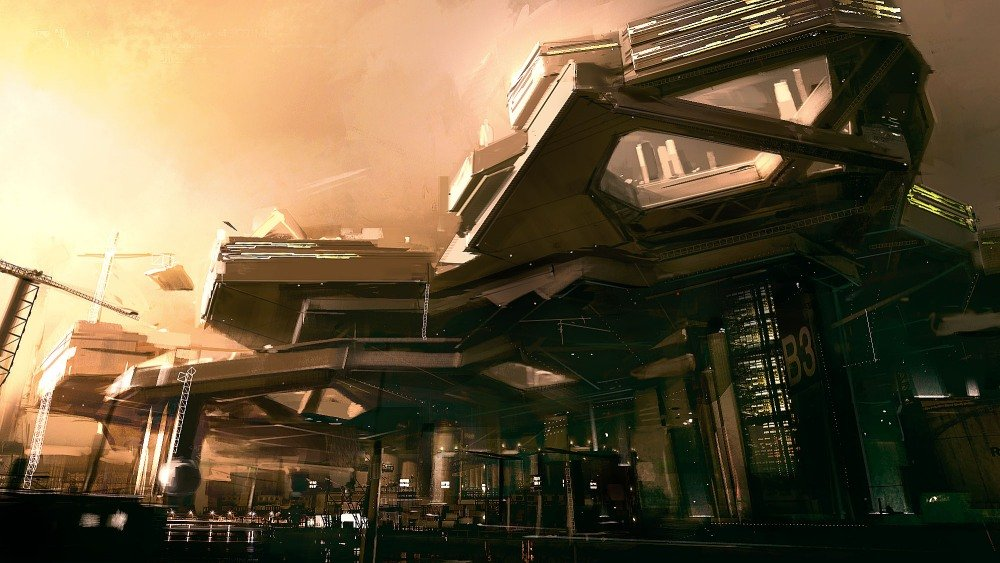 Deus Ex: Human Revolution - арт-лента - Изображение 41