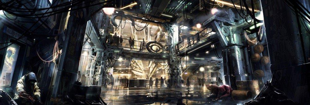Deus Ex: Human Revolution - арт-лента - Изображение 4