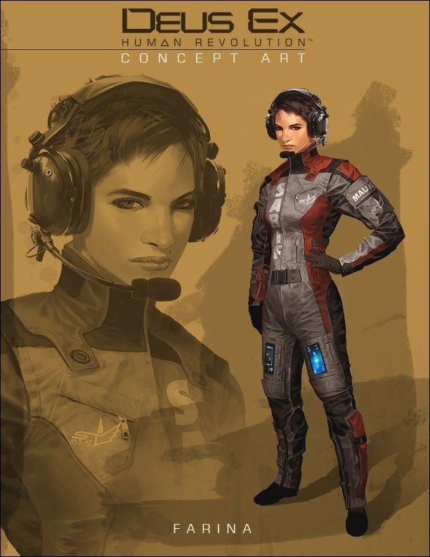 Deus Ex: Human Revolution - арт-лента - Изображение 53