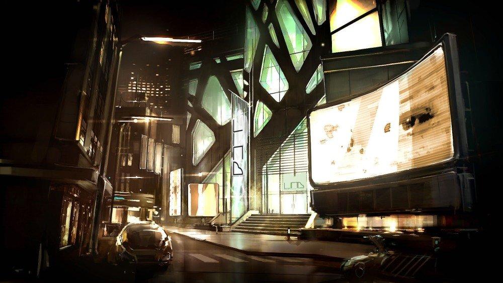 Deus Ex: Human Revolution - арт-лента - Изображение 42
