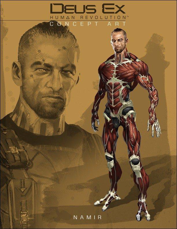 Deus Ex: Human Revolution - арт-лента - Изображение 55