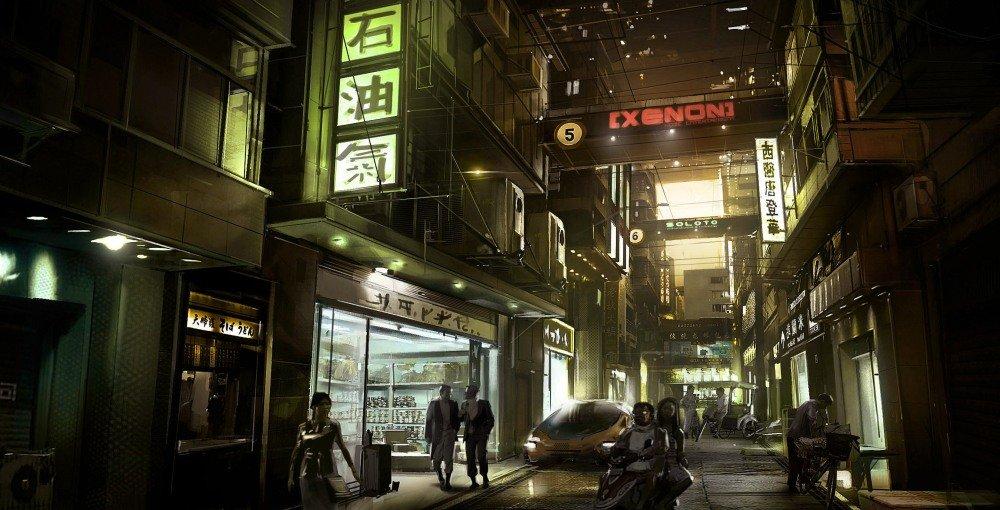 Deus Ex: Human Revolution - арт-лента - Изображение 32