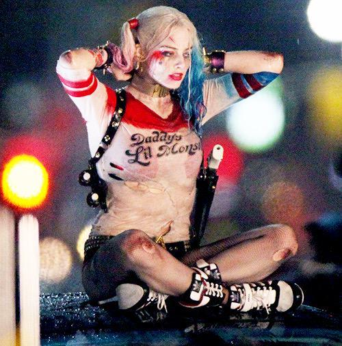 Новые фотографии Марго Робби в образе Харли Квинн со съемок Suicide Squad.. - Изображение 2
