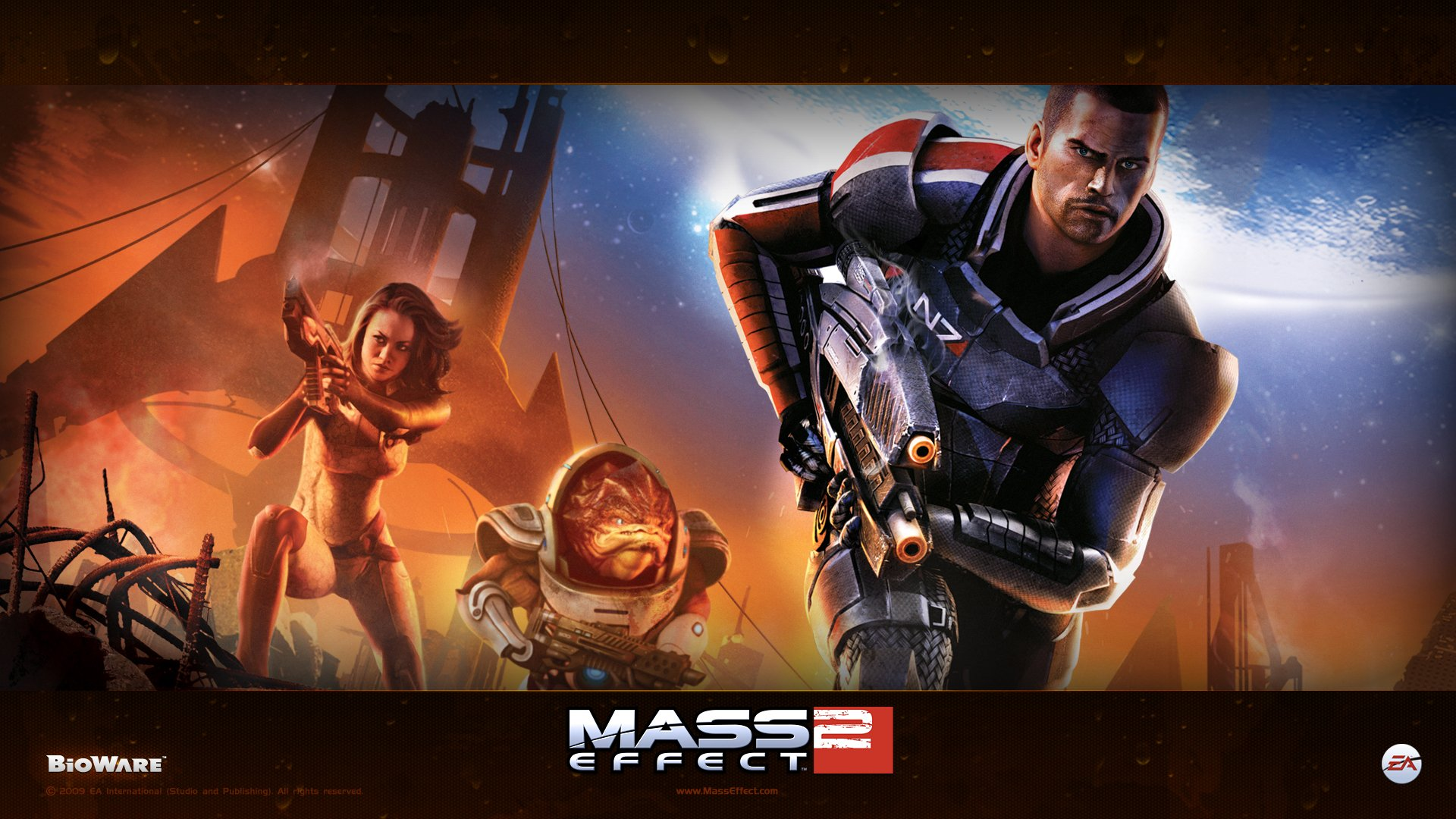 [PC] Дополнение к обзору Mass Effect 2 - Изображение 1
