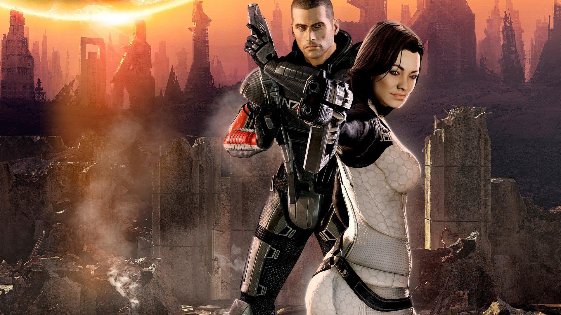 [PC] Обзор Mass Effect 2 - Изображение 1