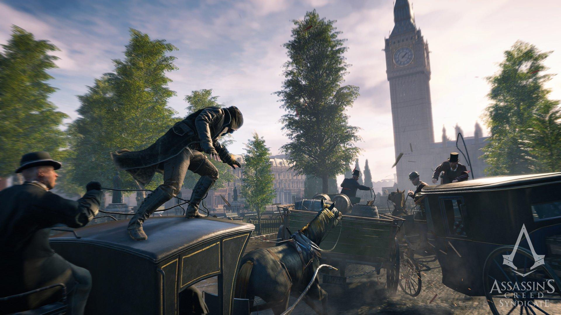 Интересности об Assassin's Creed Syndicate - Изображение 2