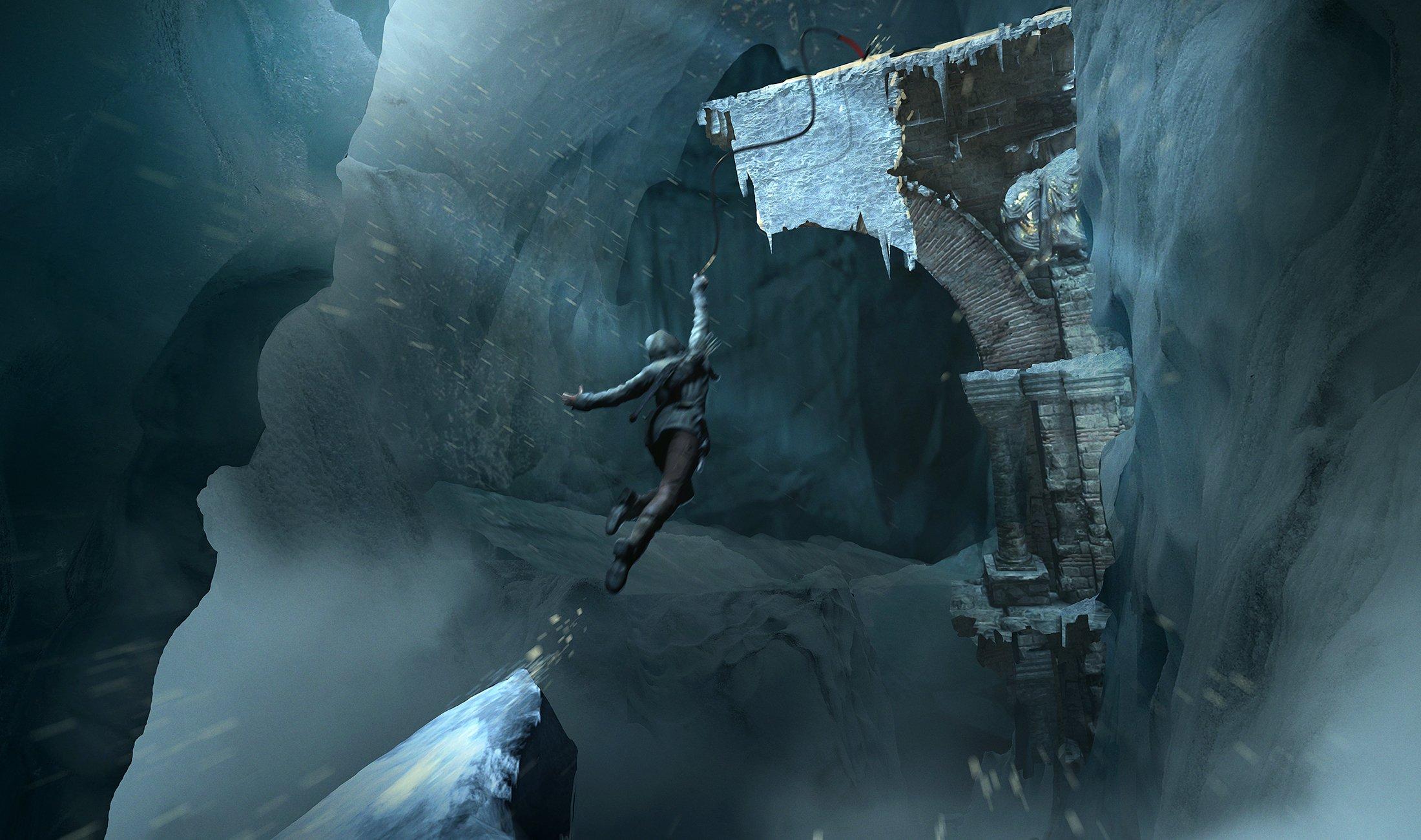 Rise of the Tomb Raider Concept Art - Изображение 3