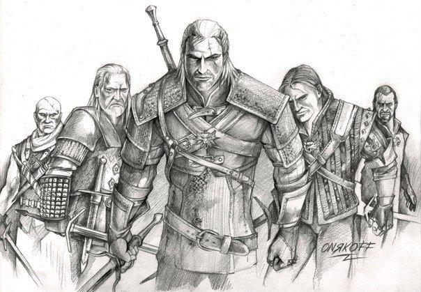 The Witcher 3: Wild Hunt. В ожидании игры.    Пока мы все с нетерпением ждем выхода игры, предлагаю тем кто мало чег ... - Изображение 4