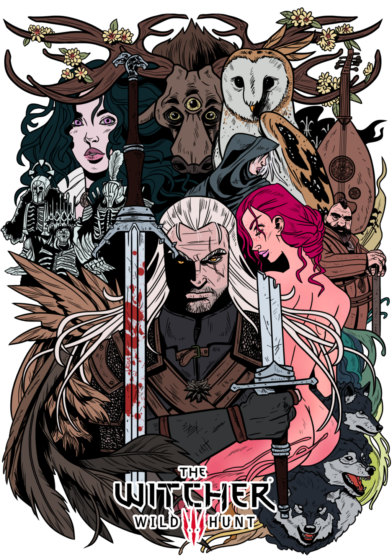 The Witcher 3: Wild Hunt. В ожидании игры.    Пока мы все с нетерпением ждем выхода игры, предлагаю тем кто мало чег ... - Изображение 1