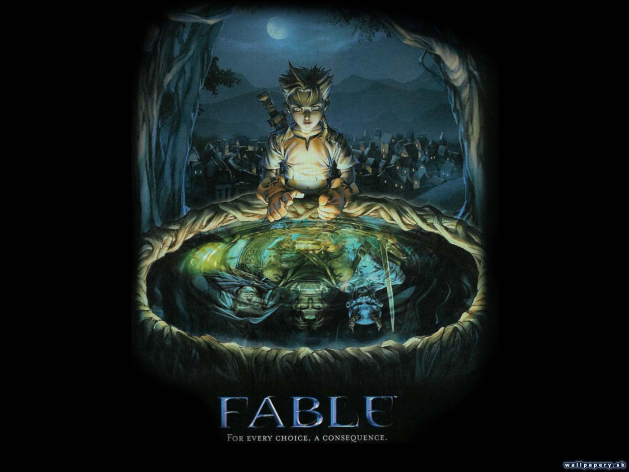 Канобу Квест: Fable. For every choice. A consequence - Изображение 1