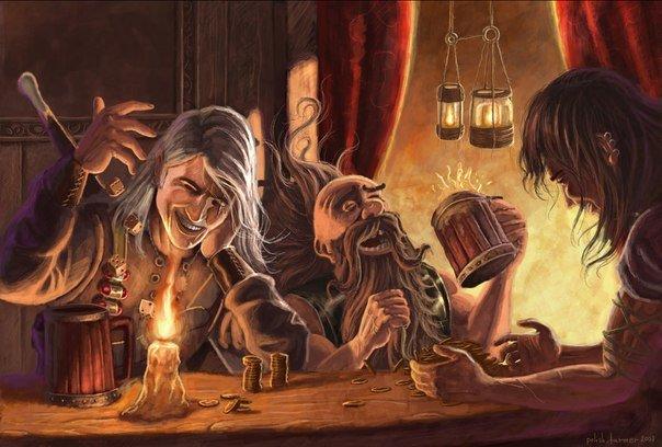 The Witcher 3: Wild Hunt. С праздником!!!    Два года томительного ожидания и вот до выхода новой части легендарной  ... - Изображение 1