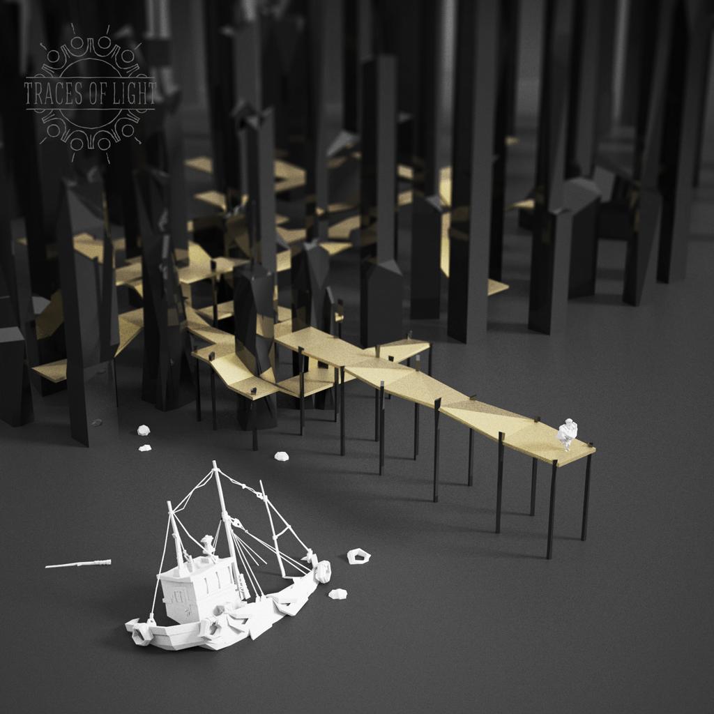 Traces of Light - концепт арт каждый день - Изображение 3