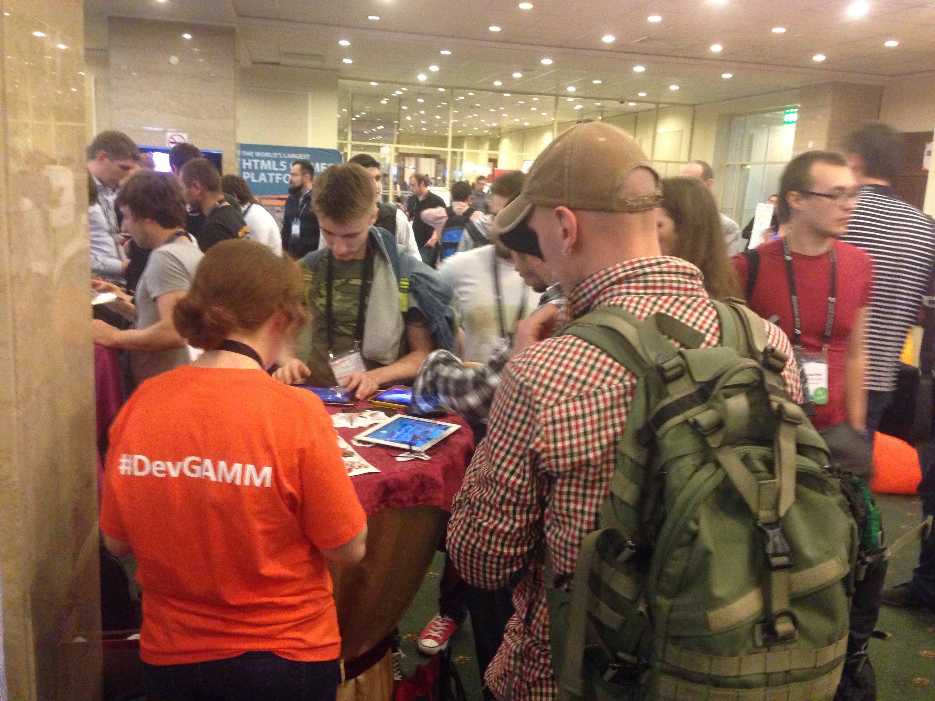Приключения рыжего викинга на DevGAMM 2015 - Изображение 9